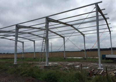 Konstrukcja-stalowa-wiata-na-słomę-w-miejscowości-wieszki-hala-metalowa-44-1