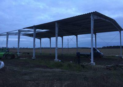 Konstrukcja-stalowa-wiata-na-słomę-w-miejscowości-wieszki-hala-metalowa-50-1