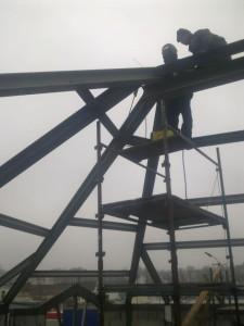 Konstrukcja stalowa bydgoszcz